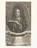 Portrait of Georg Ludwig von Braunschweig-Lüneburg, later King George I of Great Britain
