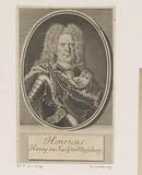 Portrait of Heinrich von Sachsen-Merseburg