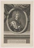 Portrait of Johann August von Anhalt-Zerbst