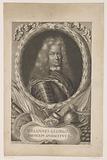 Portrait of Johann Georg II von Anhalt-Dessau