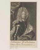 Portrait of Johann Wilhelm von Sachsen-Eisenach