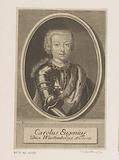 Portrait of Karl Eugen von Württemberg