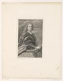 Portrait of Leopold von Anhalt-Köthen