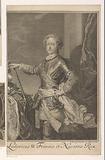 Portrait of Louis XV of France