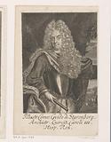 Portrait of Guido, Graf Starhemberg