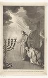 David and Abjatar consult God