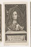 Portrait of Gottfried Wilhelm Leibnitz