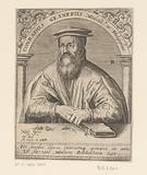 Portrait of Conrad Gesner