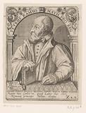 Portrait of Pierre de La Ramée