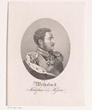 Portrait of Wilhelm II, Elector of Hesse-Kassel