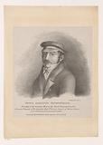 Portrait of Alexandros Mavrokordatos