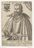 Portrait of Albrecht Friedrich, Margrave of Brandenburg