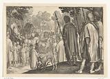 Joseph's triumph in Pharaoh's victory car