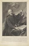 Portrait of the cleric Josephi Calasanctij