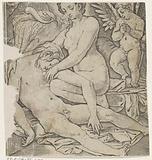 Venus and dead Adonis