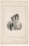 Portrait of Marie Lafarge