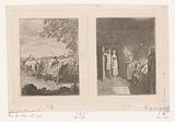 Two performances from Hermann und Dorothea by Johann Wolfgang von Goethe