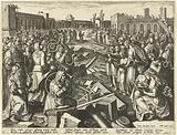 Dedication of the Foundations of the Second Temple of Jerusalem