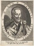 Portrait of Charles de Bourbon, Count of Soisson