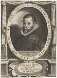 Portrait of Georg Henisch at the age of 51