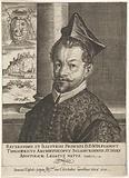 Portrait of Wolf Dietrich von Raitenau, Archbishop of Salzburg