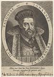 Portrait of Johann Friedrich II of Saxony