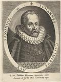 Portrait of Johan Casimir Duke of Saxony