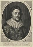 Portrait of Frederick V, Elector Palatine, King of Bohemia