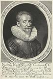 Portrait of Ludwig Camerarius at the age of 56