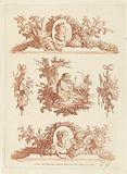 Study sheet with five vignettes