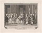 Marie Antoinette: The Queen of Fashion: Marie Antoinette Visiting Mme Bellegarde.
