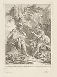 Philoctetis tells Telemachus about his adventures