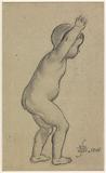 Portrait of Edouard de Block-Loor as a child of two