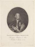 Portrait of Emperor Francis II
