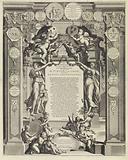 Allegory of the golden wedding of Pieter van Loon and Agneta Graswinckel