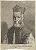 Portrait of Johannes Baptist Scanaroli