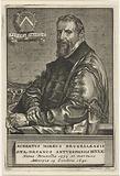 Portrait of Aubertus Miraeus