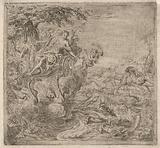 Venus finds the dead Adonis