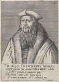 Portrait of Thomas Cranmer