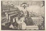 View of Sint-André castle
