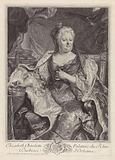 Portrait of Elisabeth Charlotte of the Palatinate, Duchess of Orleans