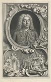 Portrait of George Friedrich Händel