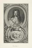 Portrait of George I, King of Great Britain