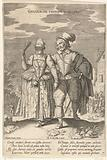 Variarum Gentium Ornatus (Costumes of Different Nations)
