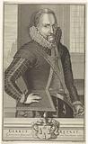 Portrait of Gerrit Reynst, governor general of the Dutch East Indies