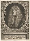 Portrait of Heinrich Günther von Thulemeyer