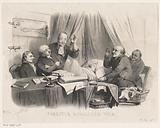 Birth of the draft regulations, 1849