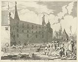 The ruse with the Peat Ship of Breda, 1590