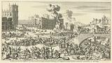Jerusalem captured under the direction of Antiochus IV Epiphanes