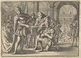 Fear of James I, King of England, for a sword knighting Kenelm Digby, c 1623